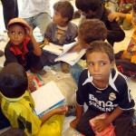 Children hit hardest by northern conflict