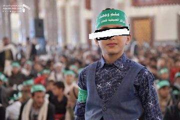 Yemen: half  a million children were recruited